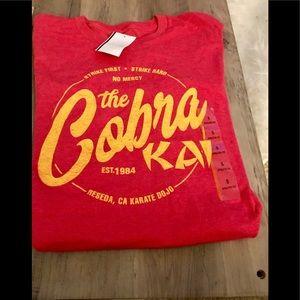 NWT The Karate Kid T-shirt